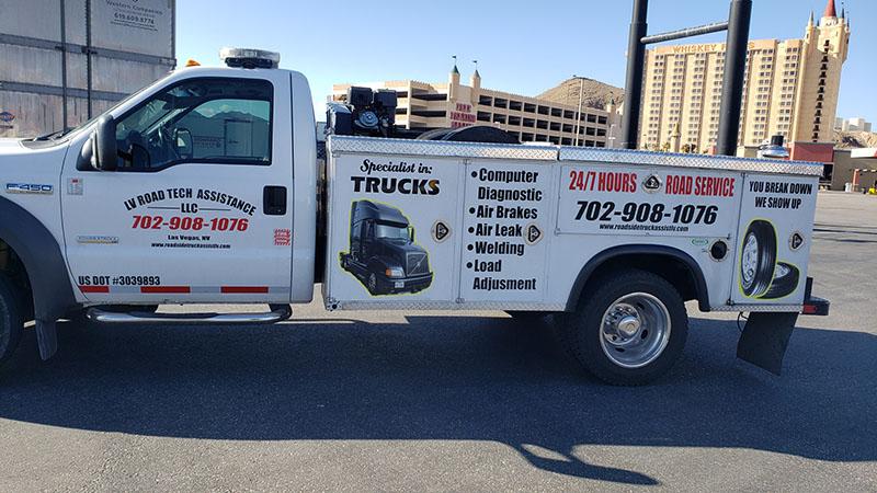 24-Hour Mobile Diesel Truck Mechanics