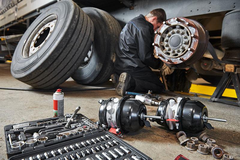 Truck Tire Repair near Las Vegas NV