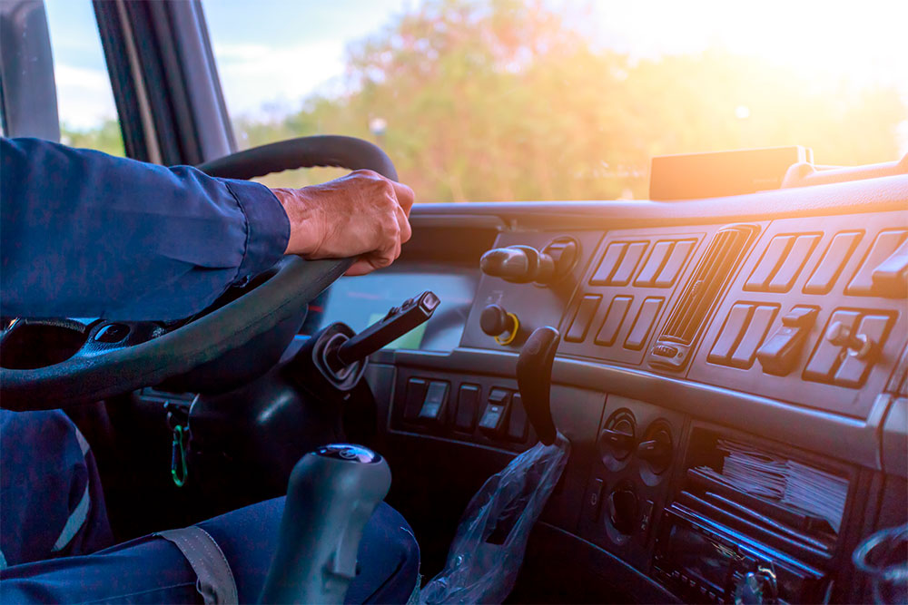 Trucking Driving Experience