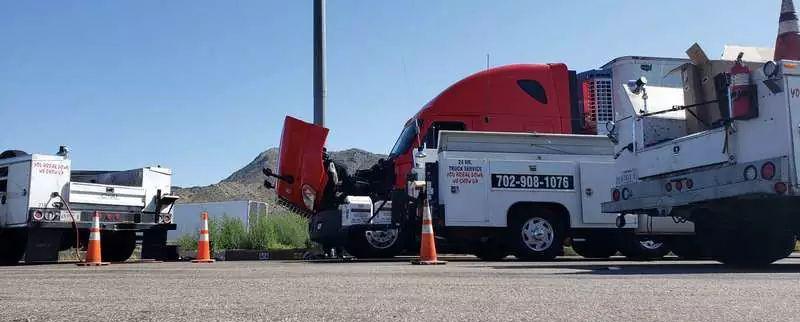 emergency roadside assistance in Las Vegas NV