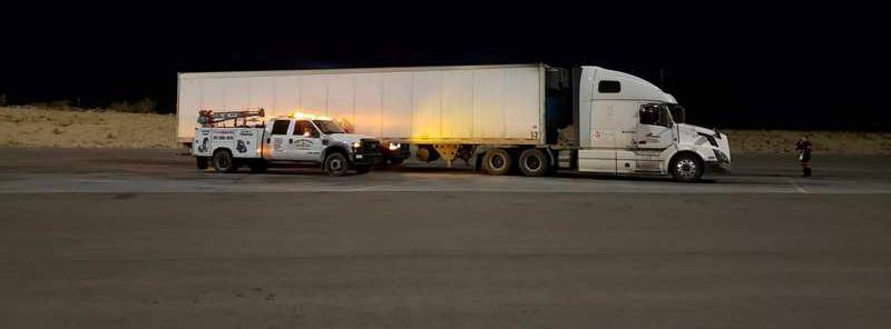 We Only Repair Semi Trucks & Trailers
