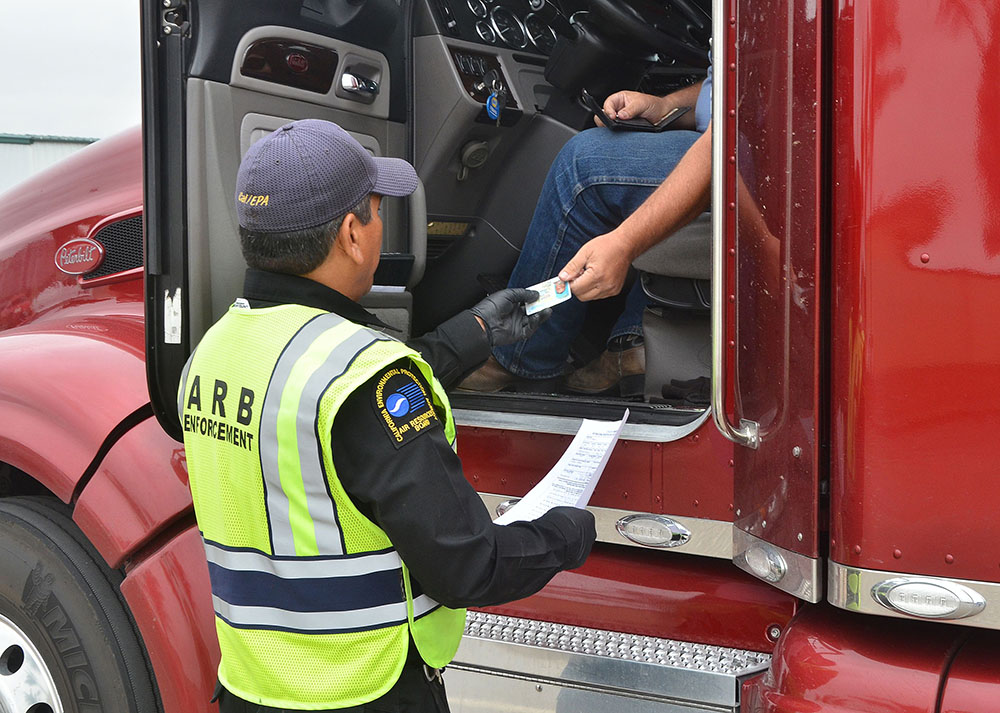 Truckers Keep Track of Federal Regulations